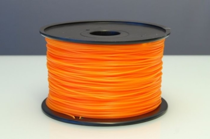filament pla 1 75 mm oranje fraxeon technical solutions. Black Bedroom Furniture Sets. Home Design Ideas